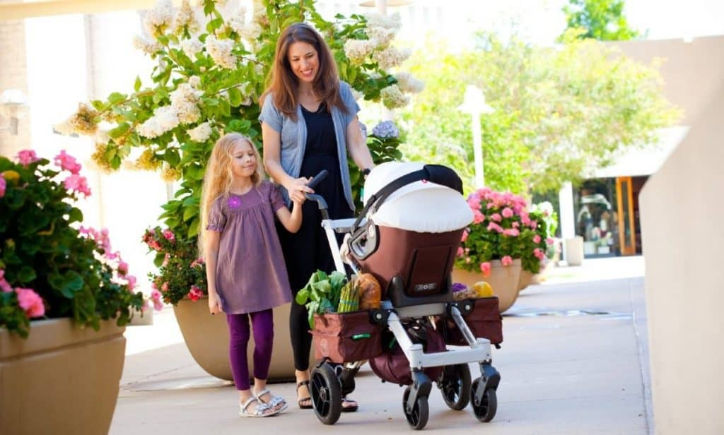 Top 5 Best Strollers for Tall Parents