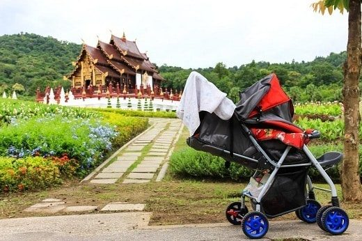 Top Tips to Maintain Stroller in Great Condition and Last for Years